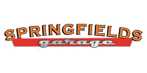 Spingfields Garage Logo
