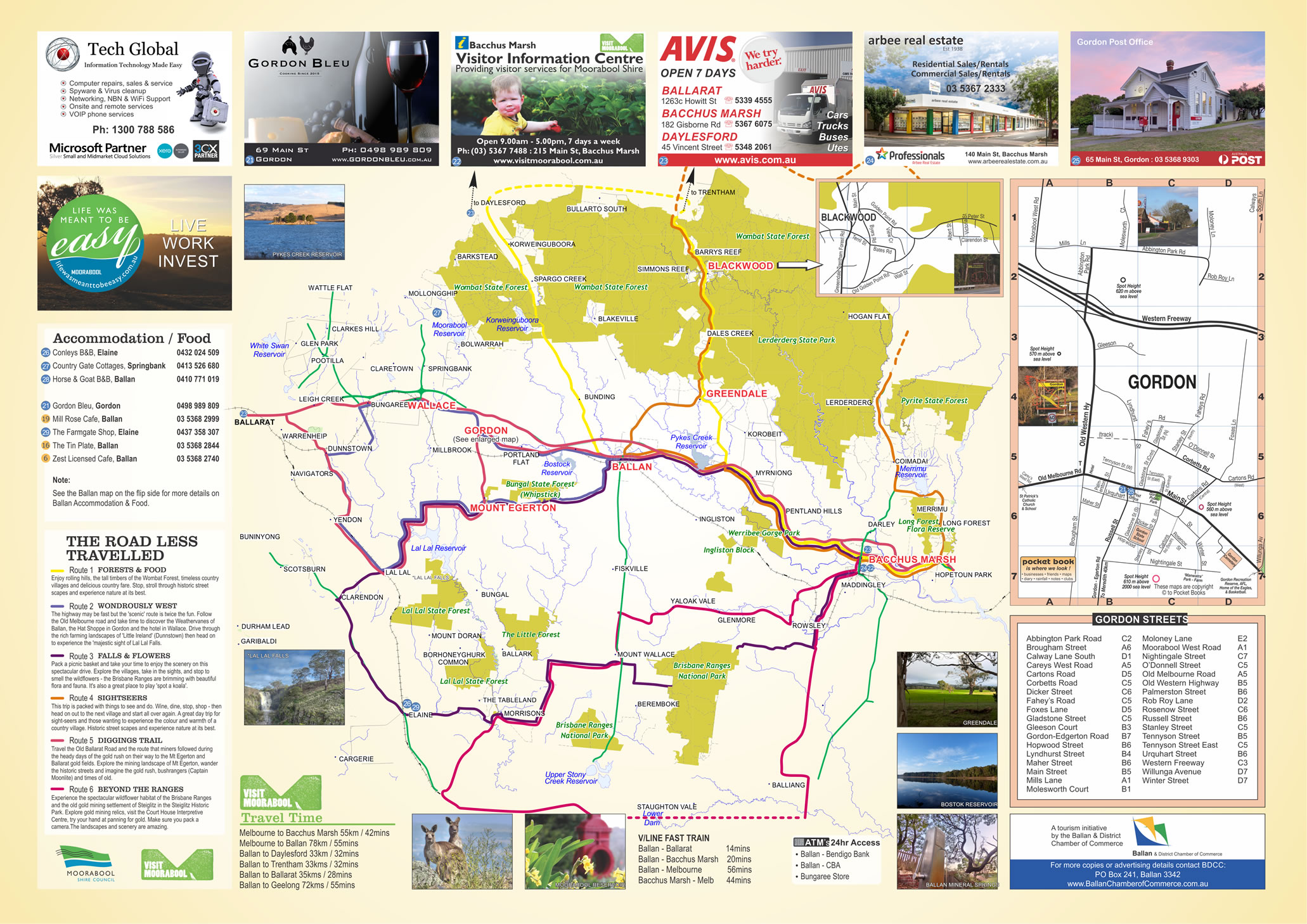Tourism Map Page 2