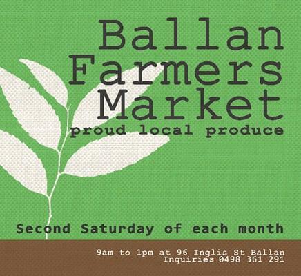 Ballan Farmers Market
