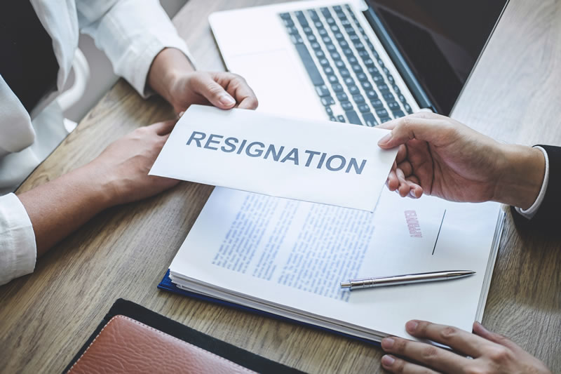 """""""Great resignation"""" wave coming for companies"""