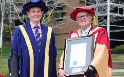 Congratulations Dr Ryan